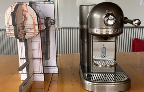 Coffee Maker Design