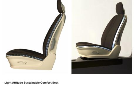 Vehicle Seat Design
